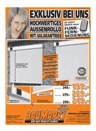 Globus Baumarkt Globus Baumarkt Prospekt KW34 August 2014 KW34