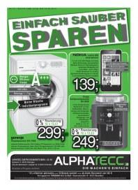AlphaTecc Alphatecc Prospekt KW34 August 2014 KW34