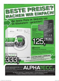 AlphaTecc Alphatecc Prospekt KW35 August 2014 KW35
