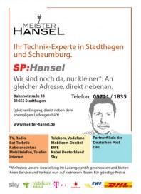 Prospekte Satellitenanlagen-Angebote in Schaumburg (Stadthagen) August 2014 KW33