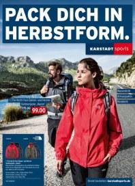 Karstadt Sports Karstadt Sports Prospekt KW36 September 2014 KW36