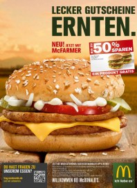 McDonalds Mcdonalds Prospekt KW37 September 2014 KW37