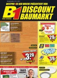 B1-Discount B1-Discount Prospekt KW37 September 2014 KW37