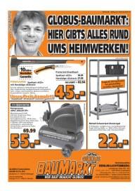 Globus Baumarkt Globus Baumarkt Prospekt KW38 September 2014 KW38