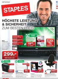 Staples Staples Prospekt KW39 September 2014 KW39
