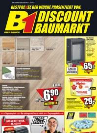 B1-Discount B1-Discount Prospekt KW40 Oktober 2014 KW40