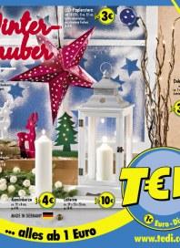 Tedi Tedi Prospekt KW41 Oktober 2014 KW41