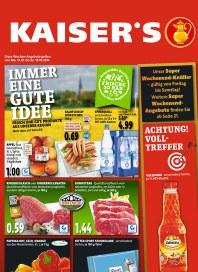 Kaisers Kaisers Prospekt KW42 Oktober 2014 KW42