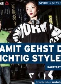 Karstadt Sports Karstadt Sports Prospekt KW42 Oktober 2014 KW42
