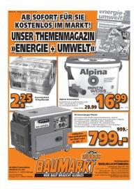 Globus Baumarkt Globus Baumarkt Prospekt KW43 Oktober 2014 KW43