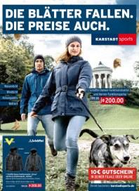 Karstadt Sports Karstadt Sports Prospekt KW44 Oktober 2014 KW44