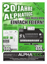 AlphaTecc Alphatecc Prospekt KW47 November 2014 KW47