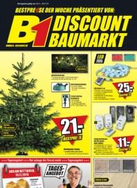 B1-Discount B1-Discount Prospekt KW46 November 2014 KW46