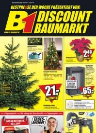 B1-Discount B1-Discount Prospekt KW48 November 2014 KW48