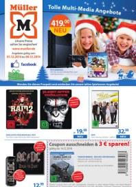 Müller Müller Prospekt KW49 Dezember 2014 KW49 3