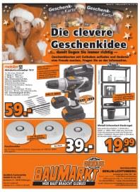 Globus Baumarkt Globus Baumarkt Prospekt KW50 Dezember 2014 KW50