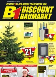 B1-Discount B1-Discount Prospekt KW50 Dezember 2014 KW50