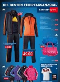 Karstadt Sports Karstadt Sports Prospekt KW51 Dezember 2014 KW51
