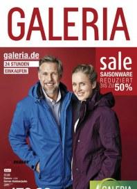 Galeria Kaufhof Galeria Kaufhof Prospekt KW52 Dezember 2014 KW52