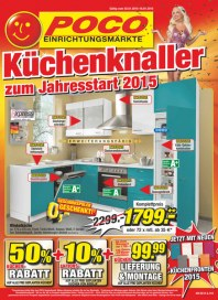 Poco Einrichtungsmarkt Poco Einrichtungsmarkt Prospekt KW01 Januar 2015 KW01