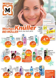 Müller Müller Prospekt KW02 Januar 2015 KW02