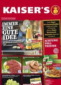 Kaisers Kaisers Prospekt KW02 Januar 2015 KW02