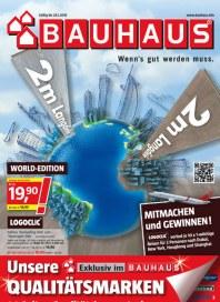 Bauhaus Bauhaus Prospekt KW01 Dezember 2014 KW01 1