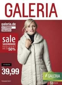 Galeria Kaufhof Galeria Kaufhof Prospekt KW52 Dezember 2014 KW52 1