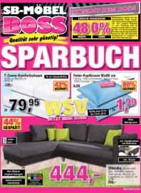 MÖBEL BOSS Möbel Boss Prospekt KW02 Januar 2015 KW02