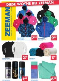 Zeeman Zeeman Prospekt KW02 Januar 2015 KW02