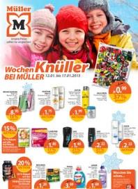 Müller Müller Prospekt KW03 Januar 2015 KW03
