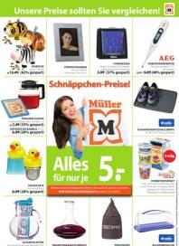 Müller Müller Prospekt KW03 Januar 2015 KW03 1