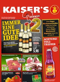 Kaisers Kaisers Prospekt KW03 Januar 2015 KW03