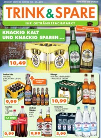 Trink & Spare Trink & Spare Prospekt KW04 Januar 2015 KW04