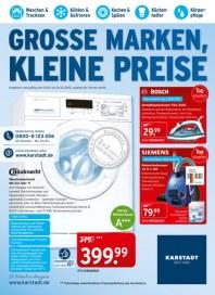 KARSTADT Karstadt Prospekt KW04 Januar 2015 KW04 1