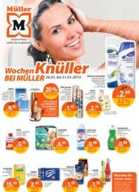 Müller Müller Prospekt KW05 Januar 2015 KW05