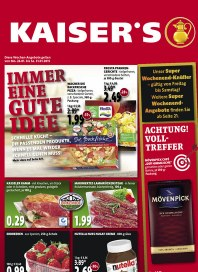 Kaisers Kaisers Prospekt KW05 Januar 2015 KW05