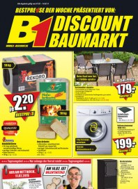 B1-Discount B1-Discount Prospekt KW06 Februar 2015 KW06 1