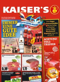 Kaisers Kaisers Prospekt KW07 Februar 2015 KW07