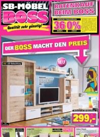 MÖBEL BOSS Möbel Boss Prospekt KW08 Februar 2015 KW08