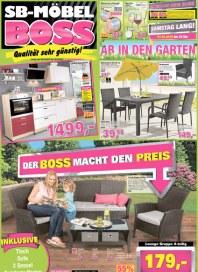 MÖBEL BOSS Möbel Boss Prospekt KW10 März 2015 KW10