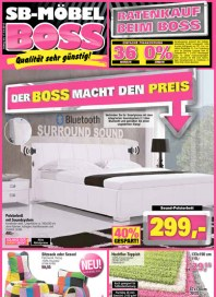 MÖBEL BOSS Möbel Boss Prospekt KW11 März 2015 KW11