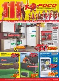 Poco Einrichtungsmarkt Poco Einrichtungsmarkt Prospekt KW11 März 2015 KW11