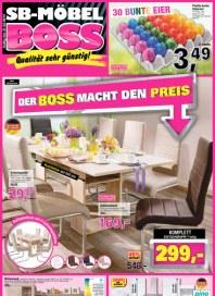 MÖBEL BOSS Möbel Boss Prospekt KW12 März 2015 KW12