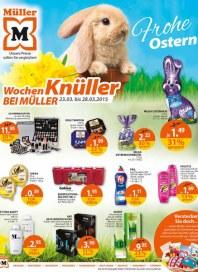 Müller Müller Prospekt KW13 März 2015 KW13