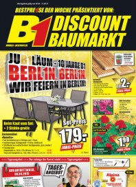 B1-Discount B1-Discount Prospekt KW14 April 2015 KW14