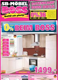 MÖBEL BOSS Möbel Boss Prospekt KW16 April 2015 KW16