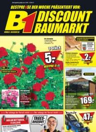 B1-Discount B1-Discount Prospekt KW16 April 2015 KW16