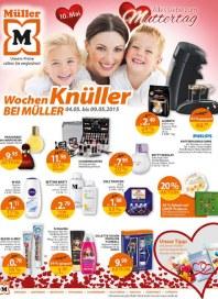 Müller Müller Prospekt KW 19 Mai 2015 KW19