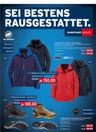 Karstadt Sports Karstadt Sports Prospekt KW 18 April 2015 KW18